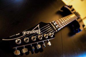 Miten kitara viritetään